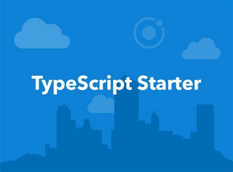 Typescript-starter