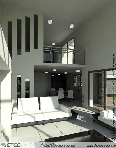 plan maison 3 chambres maison toit terrasse grande fino etec
