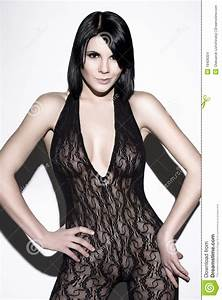Donna Nuda Fotografia Stock  Immagine Di Corpo  Freddo