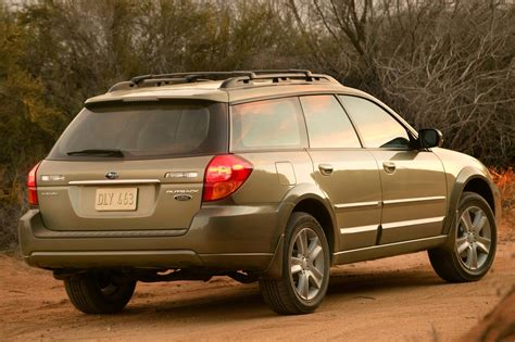 2007 Subaru Outback Prices, Reviews And Pictures
