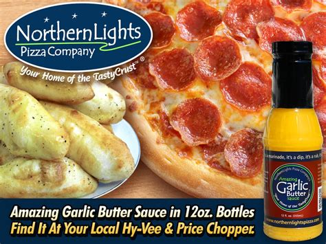 northern lights pizza des moines amazing garlic butter sauce on breadsticks or pizza is the