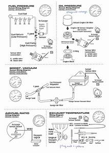 Autogauge Boost Gauge Wiring Diagram