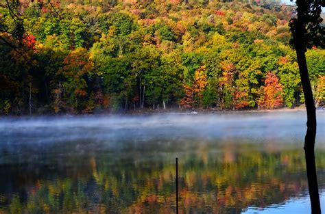 October Fall Foliage Gallery Deep Creek Lake  Deep Creek