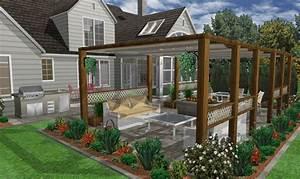 Architect 3D Garden and Exterior 2017 (V19) - Plan, design