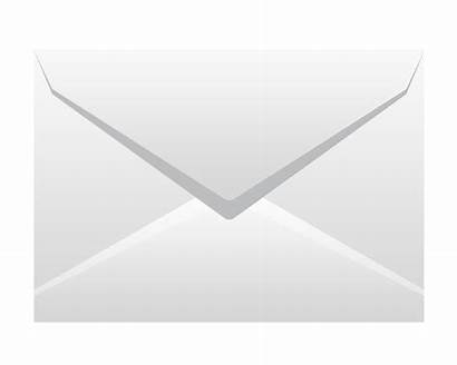 Icon Letter Mail Envelope Transparent Icons Psd