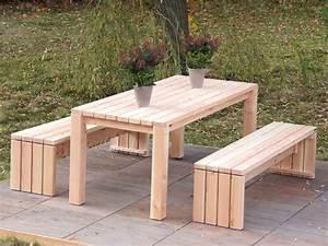 Gartenmöbel Set Aus Holz : gartenm bel set 3 zeitlose gartenm bel aus heimischem holz ~ Whattoseeinmadrid.com Haus und Dekorationen
