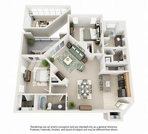 3d floor plan apartment google search sweet home With small apartment floor plans 3d