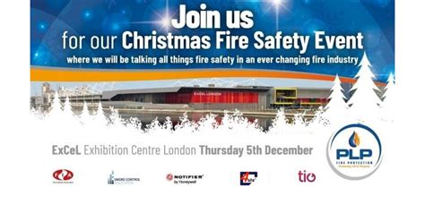 plp christmas fire safety event site