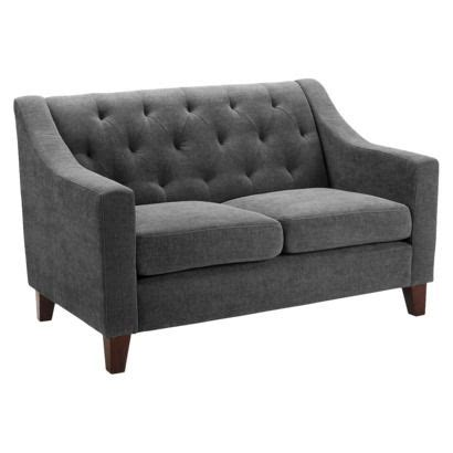 Gray Tufted Loveseat by My Next Purchase For The Sitting Room If It Comes Back In