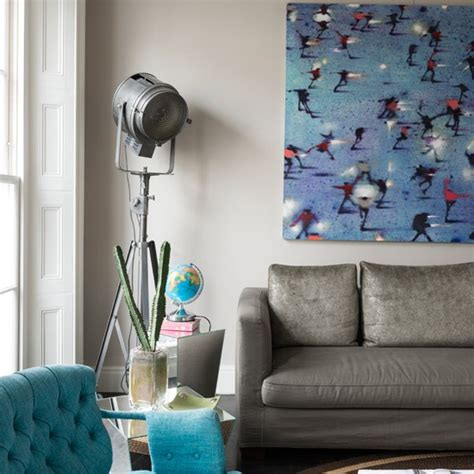 Grey And Turquoise Living Room by Grey And Turquoise Living Room Living Room Decorating