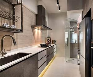 Küche Einrichten Ideen : kleine wohnung einrichten 22 ideen die platz sparen ~ Lizthompson.info Haus und Dekorationen