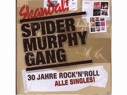 Rock Roll Murphy Gang Spider Cd Singles