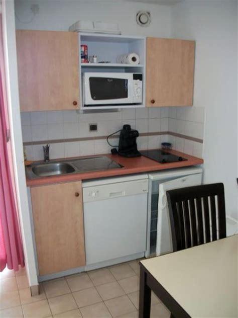 coin cuisine studio languedoc roussillon sete corniche location vacances mer