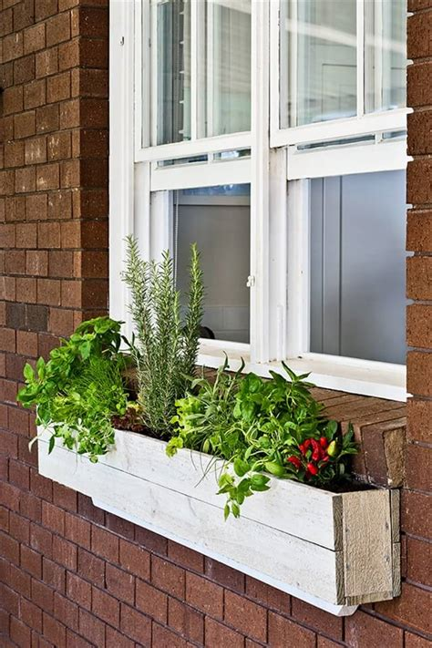 diy window box design diy