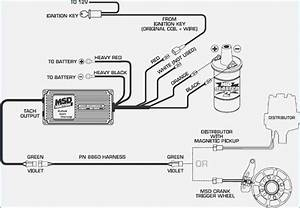 Wiring Diagram For Msd 6al