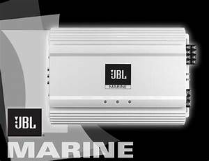 Jbl Stereo Amplifier Ma6004 User Guide