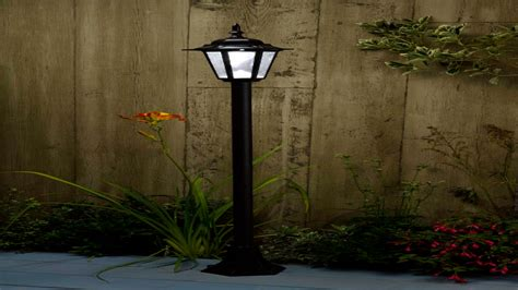 outdoor solar l post outdoor l post outdoor l post lights impressive