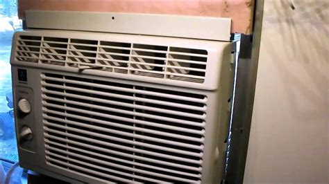 Basement Window Air Conditioner Design Ideas Samsung Refrigerator Counter Depth French Door Unlock Front With Phone Sidelites Doors Side Lights Chrome Furniture West Facing Pre Hung Fabric Roman Shades For