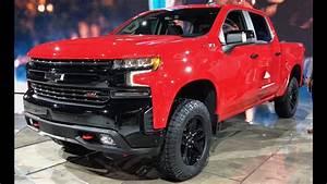 2019 Chevrolet Silverado Trail Boss First Look  No Talking