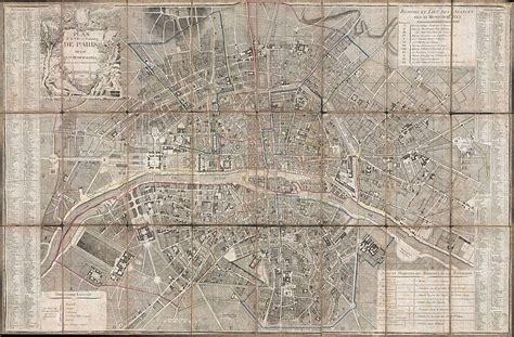 file jean map  paris   faubourgs france