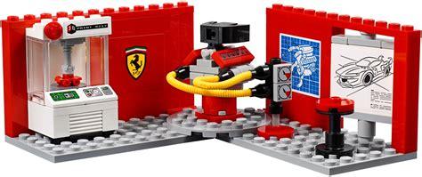 See current value on brickeconomy.com. 75882: LEGO® Speed Champions Ferrari FXX K & Development ...