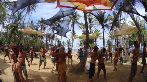 Tribal Gathering 2016  Panama Trancentral