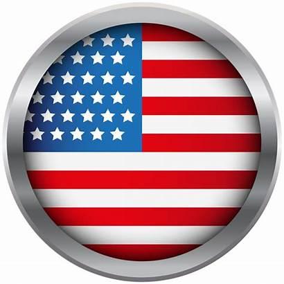 Flag Transparent Usa Clip Clipart American Decoration