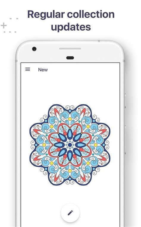 coloring book   mandala  android    software reviews cnet downloadcom