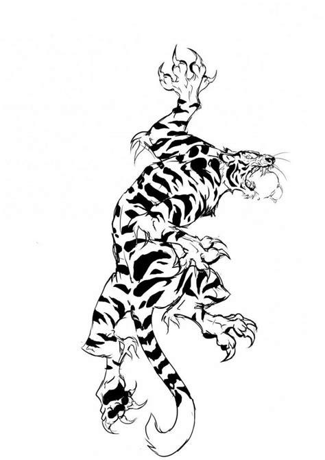 motive tiger vorlagen 60 kostenlose tiermotive tattoovorlagen