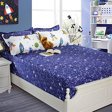 rocket duvet cover cotton duvet cover sets space boys bedding 3