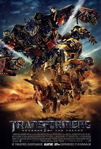 Movie Poster Acoustic Panel - Transformers 2: Revenge of ...