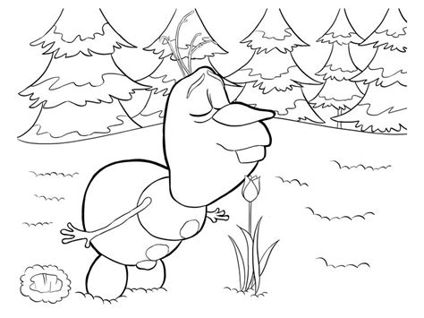 disegni piccolini 10 disegni da colorare di frozen
