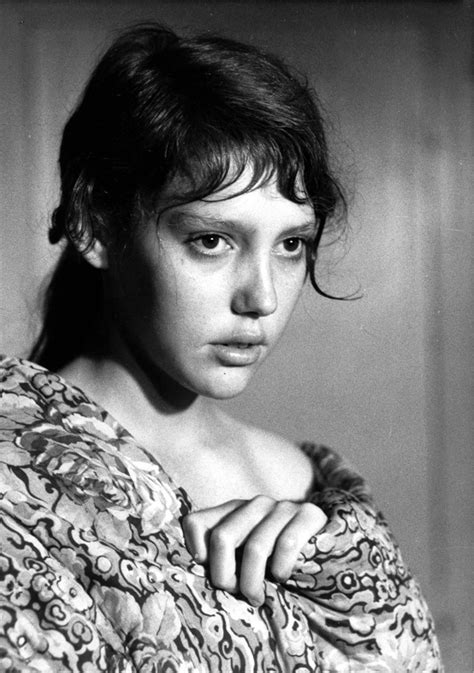 Anne Wiazemsky's Casual Brand of Chic in Au Hasard ...