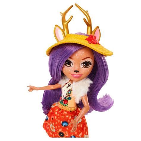 Enchantimals Garden Magic Doll Set : Target