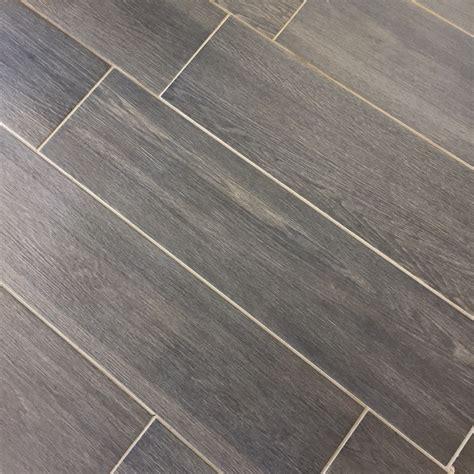 Tile On Tile by Carbon Vintagewood 15x60cm Gs N3016 Porcelain Wood Tile