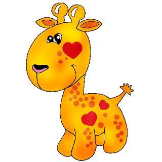 giraffe clipart disney pencil   color giraffe