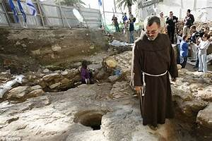 Uncovered Days Before Christmas  Remains Of A Home In Nazareth That Jesus Would Have Known