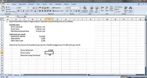 Budget Performance Report Template by Budget Performance Report Template Image