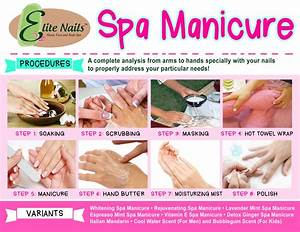 basic manicure procedure