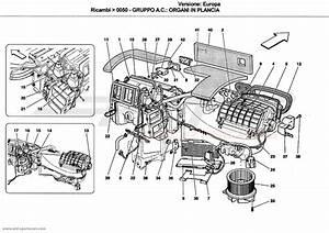 Ferrari California Interior Parts At Atd