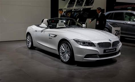 2019 Bmw Z4 Roadster Spy Photos