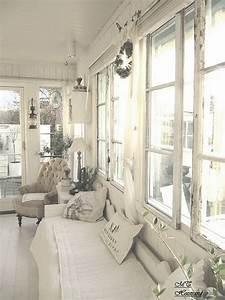 Chic Home Living : shabby chic rustic french country decor idea ~ Watch28wear.com Haus und Dekorationen