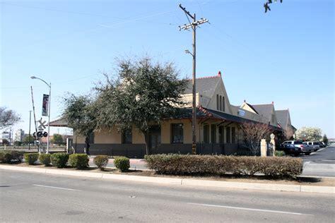 Office Depot Visalia by Fresno Historic Sp Station The Subwaynut