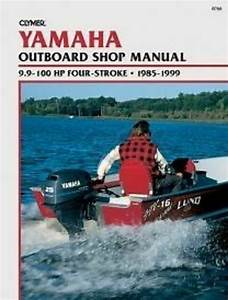 Yamaha Clymer Manual 9 9