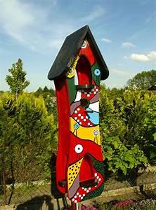 Schiefes Vogelhaus Bauanleitung : vogelhaus vogelvilla nistkasten original vogelliebe xxl vogelhaus sale in garten ~ Watch28wear.com Haus und Dekorationen