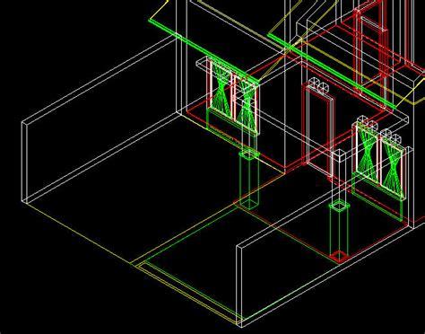 rumah desain kataideku tutorial autocad  membuat
