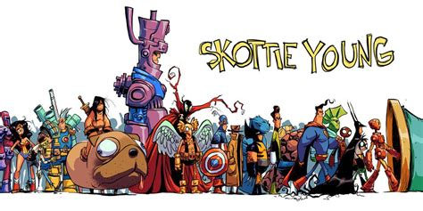 foto de scottie young Scottie Young Pinterest Skottie young