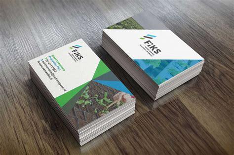 Fiks business card - Rowina Jorna