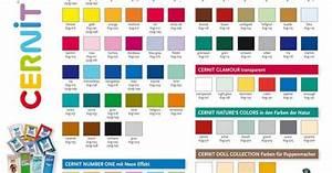Cernit Color Chart Barevne Schema Cernit Jpg 800 600 Pixelů Colors