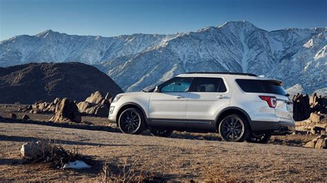 ford explorer suv amazing photo gallery